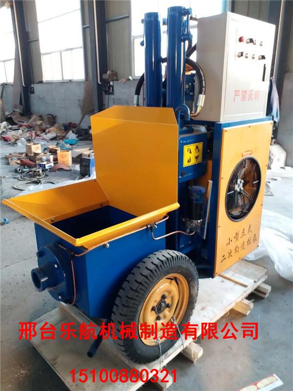 提供小型混凝土输送泵的使用价值