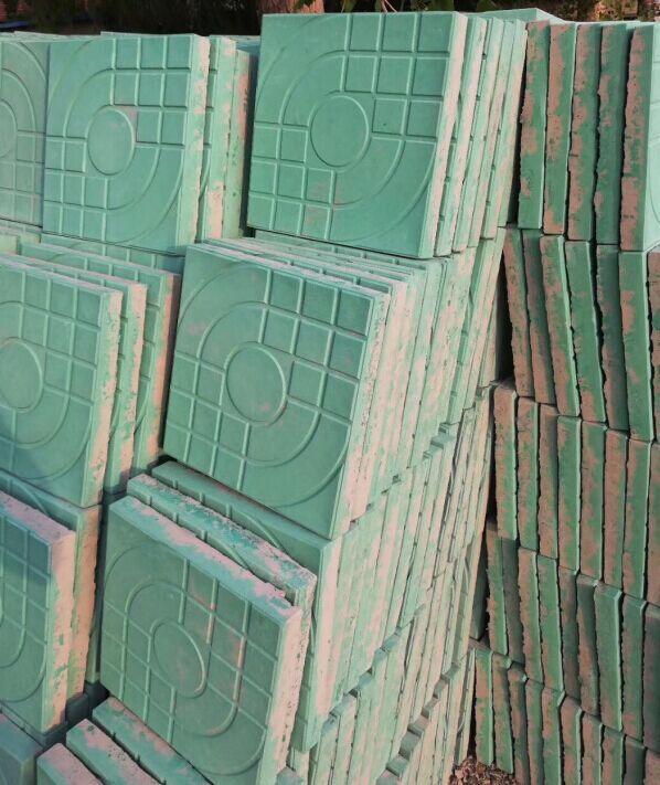 【真結實】水泥樹皮紋仿石磚哪家好?【金銳】水泥樹皮紋仿石磚
