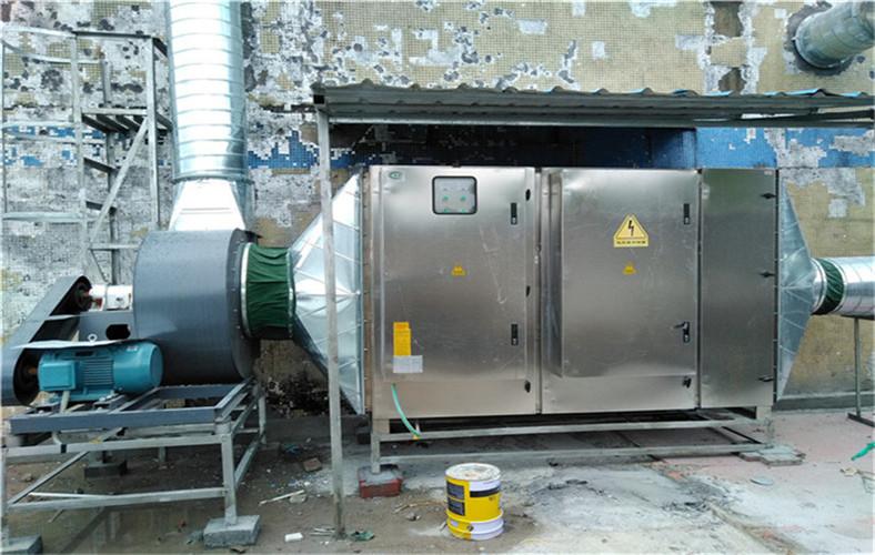 可信赖的废气环保工程合作推荐_南城环保工程安装策划
