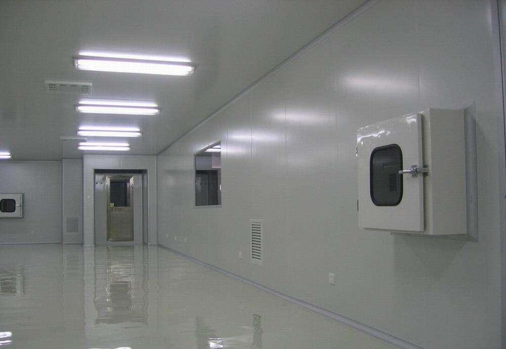提供专业的零至万级净化车间合作-0-100万级无尘车间设计及安装案例