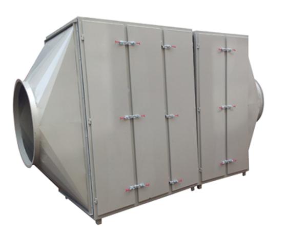 亿骏机电工程供应信誉好的活性炭箱设备工程合作 ——一级的活性炭箱设备