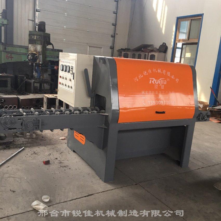 呼和浩特圓木多片鋸-選購專業的30型V軌送料圓木多片鋸就選銳佳機械