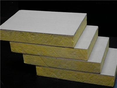 机制岩棉砂浆复合板
