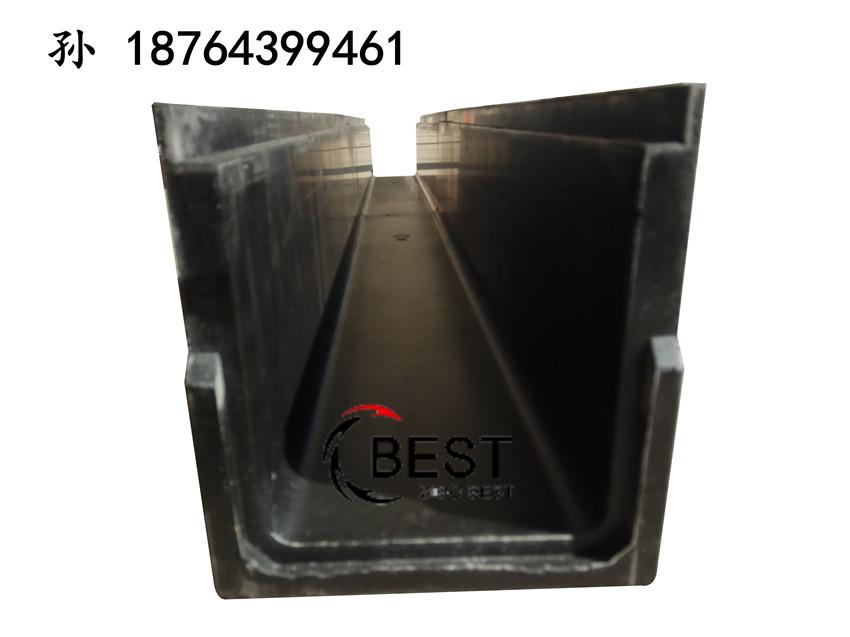 山东新型复合树脂排水沟,2018新款U型排水沟