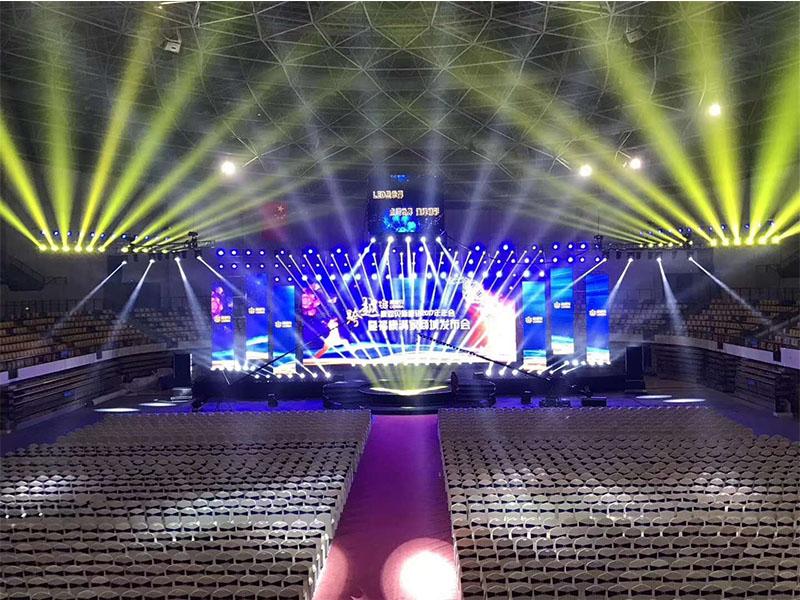南平LED舞台屏尺寸_性能效果好的LED舞台屏出售