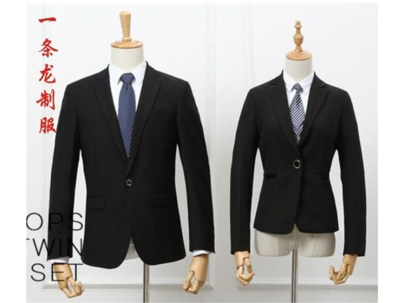 福建男职业装生产厂家-哪里可以买到新款男职业装