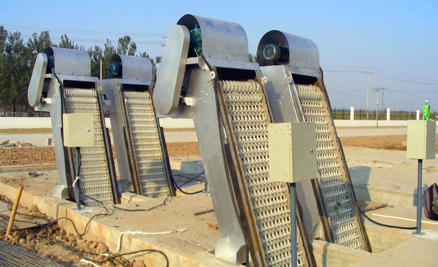 菏泽污水处理设备厂家-污水处理设备机械格栅供应商