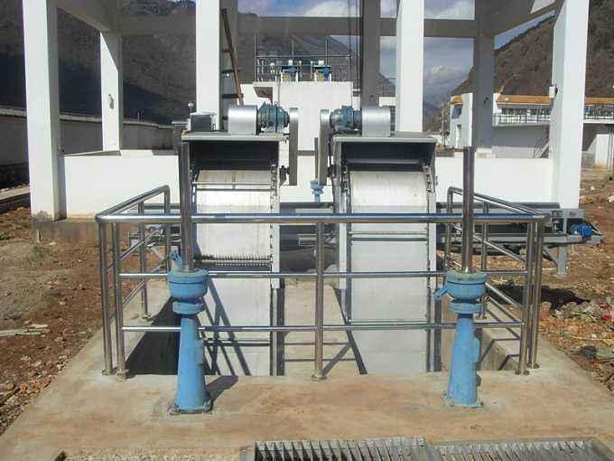 优质的污水处理设备机械格栅在哪买_污水处理环保公司