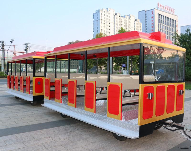 廣東觀光小火車定制|哪里有銷售好用的觀光小火車