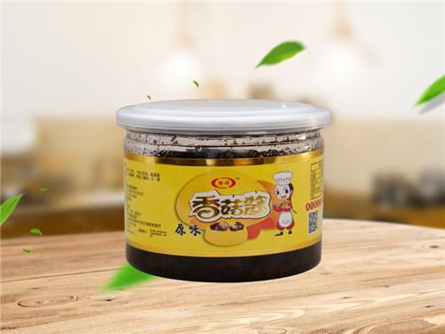 香菇辣酱-潍坊口碑好的香菇辣酱经销商