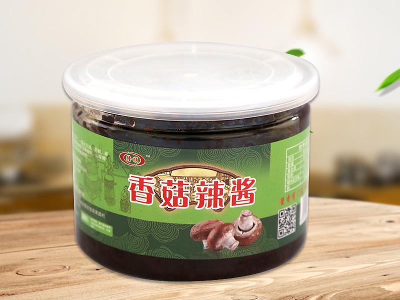 北京香菇辣醬-實惠的香菇辣醬隆順食品廠供應