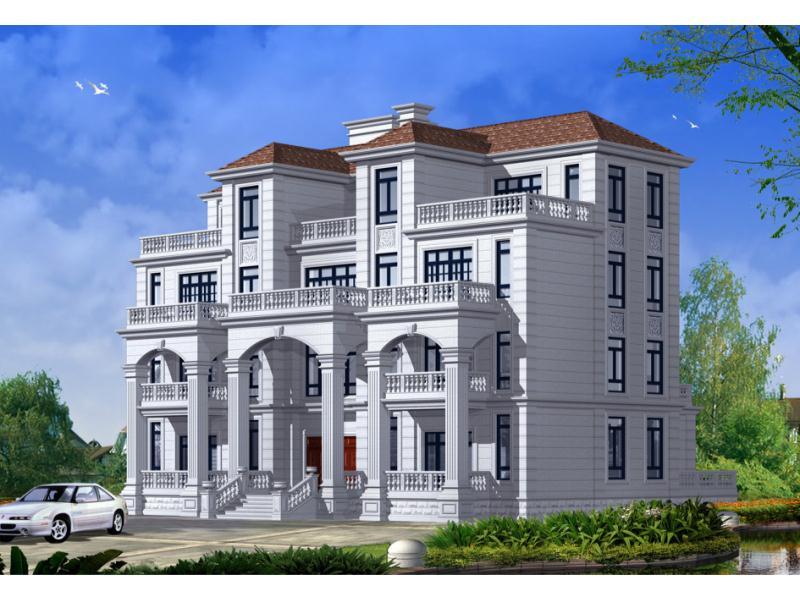 别墅设计公司 福建别墅设计
