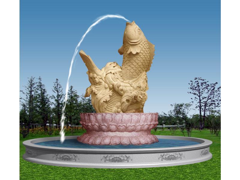 福建喷泉水景公司-喷泉水景设计就找焦点石雕-质量可靠
