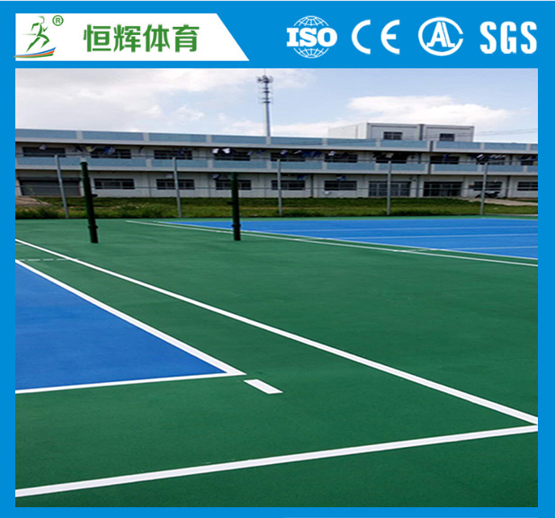 丙烯酸球场材料知名厂家-广州市恒辉体育设施有限公司