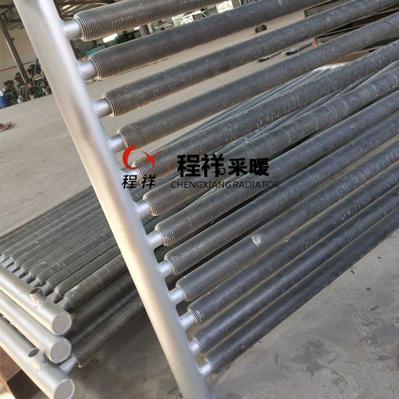 钢铝翅片管换热器多少钱程祥钢铝翅片管换热器