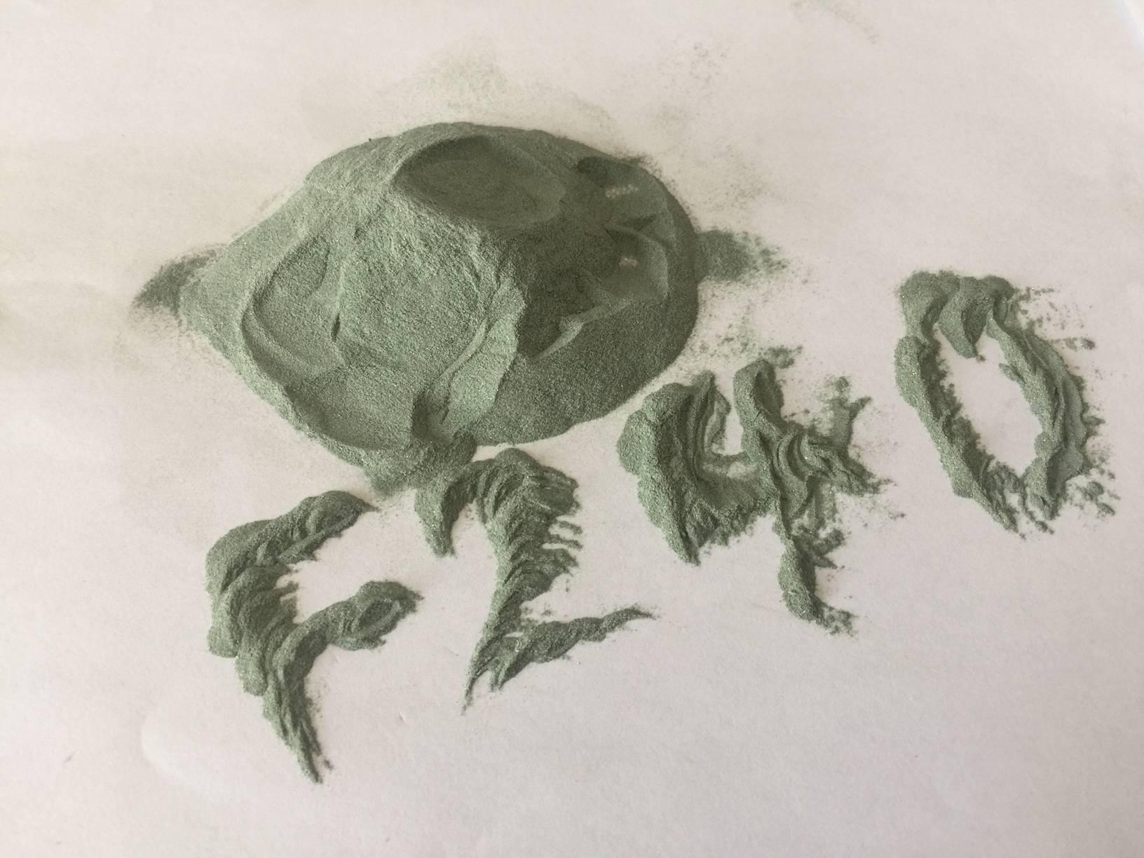 绿碳化硅微粉|碳化硅磨料|特种陶瓷原料|青州恒泰微粉