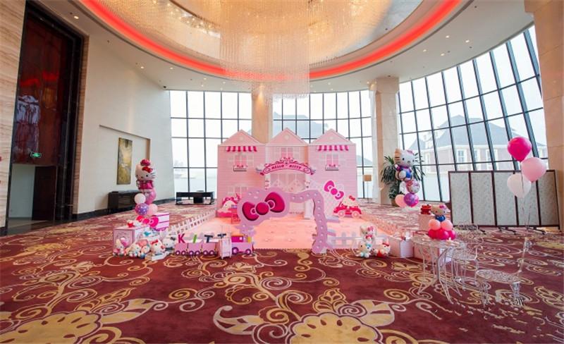 青岛气球装饰青岛卡通气球布置青岛专业气球布置 青岛逗儿乐气球