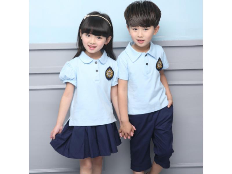 廣東園服廠家批發-怎樣購買有品質的園服