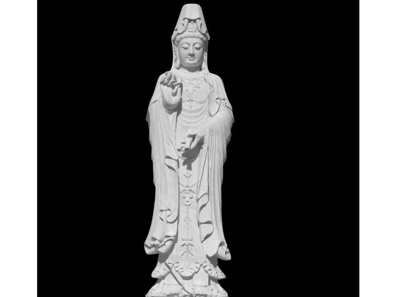 福州觀音石雕廠家_哪里有供應批發觀音石雕