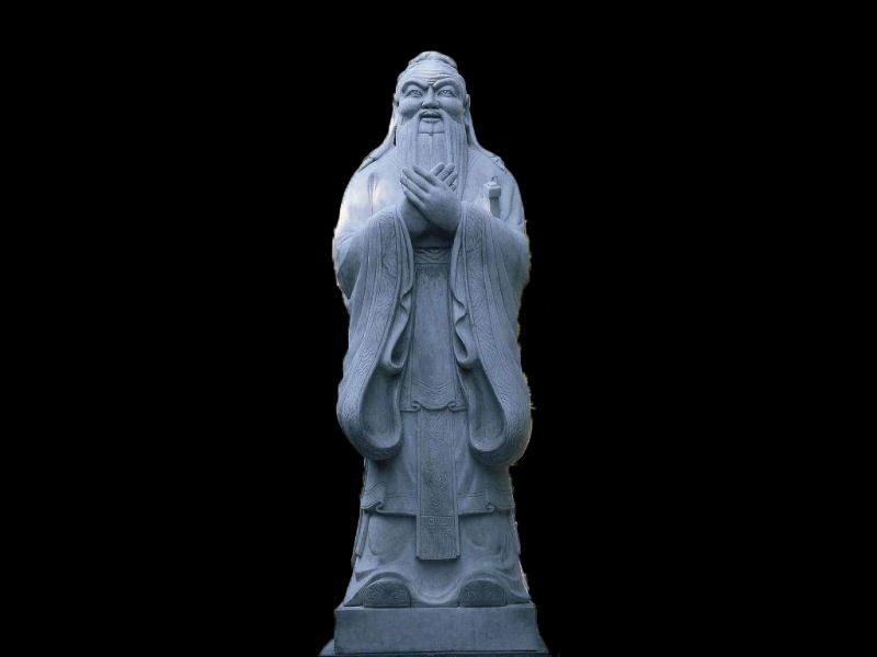 孔子石雕厂家-供应泉州超值的孔子石雕