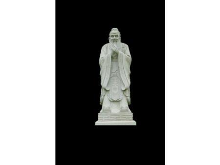 孔子石雕厂家-工致的孔子石雕当选正东雕刻
