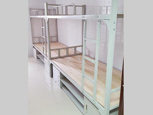 想买优惠的盘山消防放置柜,就来华清金属制品盘山上下铺铁床定做
