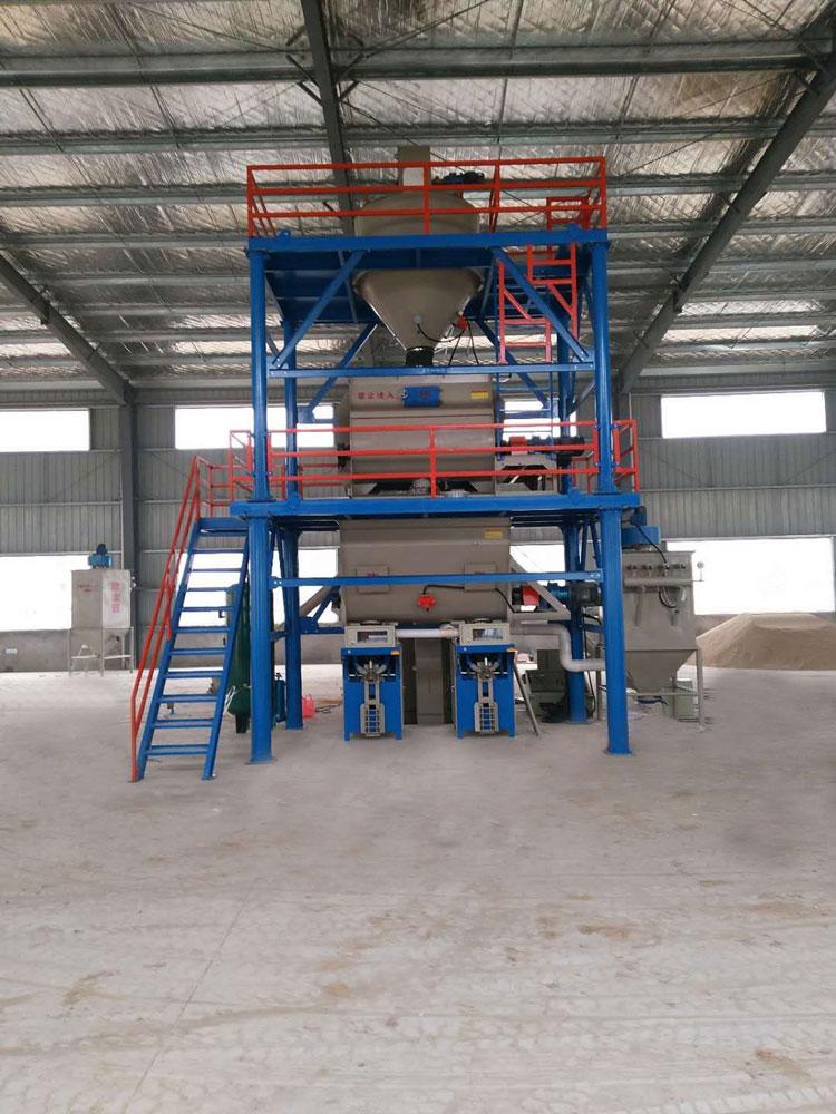 干混砂浆设备-潍坊浩科机械提供品牌好的干混砂浆设备