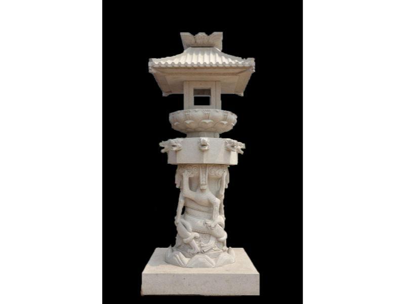 石灯石雕厂家_哪里有供应技艺精巧的石灯石雕