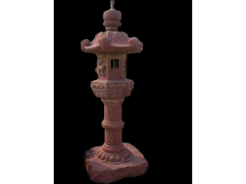 龙岩石灯石雕厂家|不错的石灯石雕当选正东雕刻