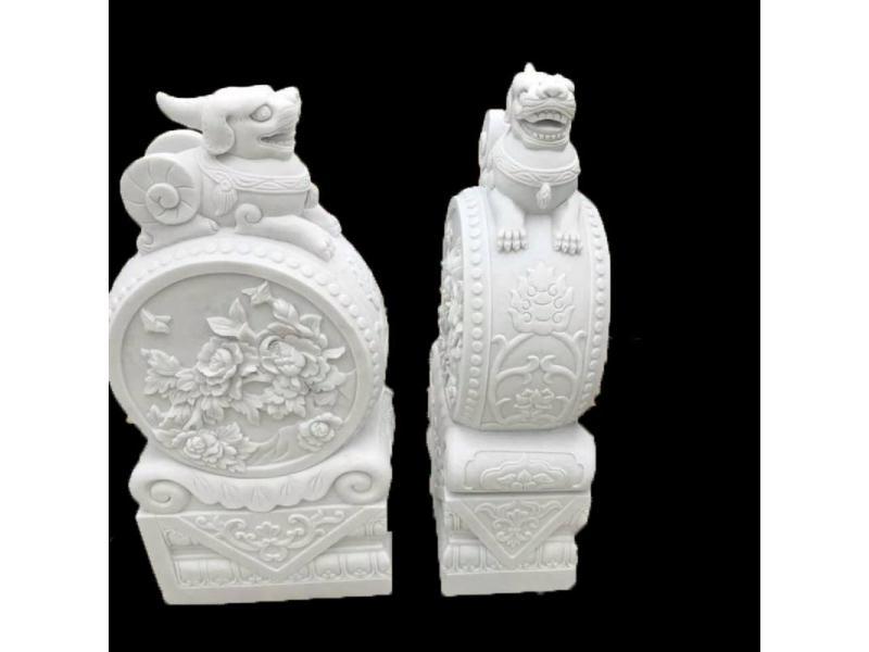 石鼓石雕生产批发-福建销量好的石雕石鼓供应