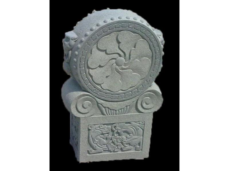 泉州石鼓石雕生产批发_找石雕石鼓就来正东雕刻