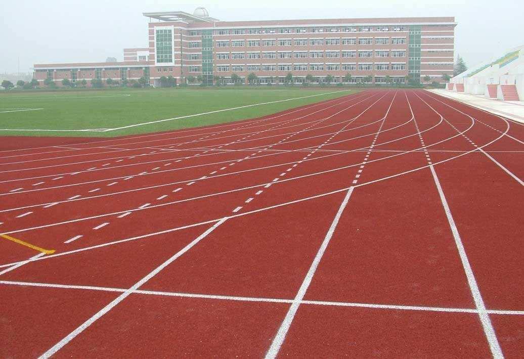 中山透气型塑胶跑道,深圳口碑好的跑道施工铺设设计公司
