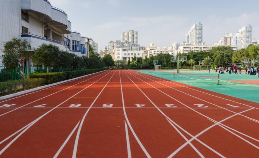 大上实业划算的跑道施工设计服务幼儿园PU塑胶跑道设计