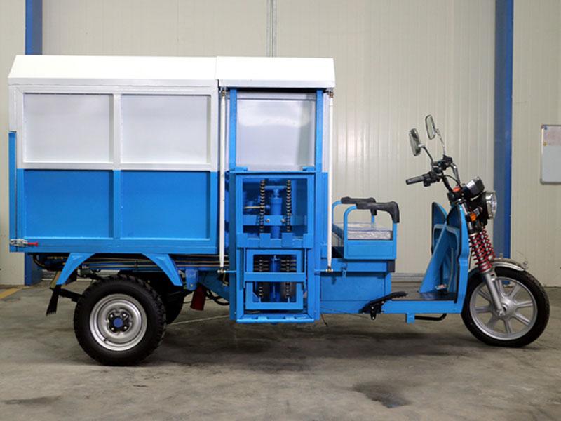 爆款自动装卸垃圾车推荐