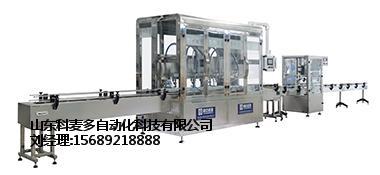 【好嗨哦】新疆液体灌装机生产线 液体灌装设备 液体称重灌装