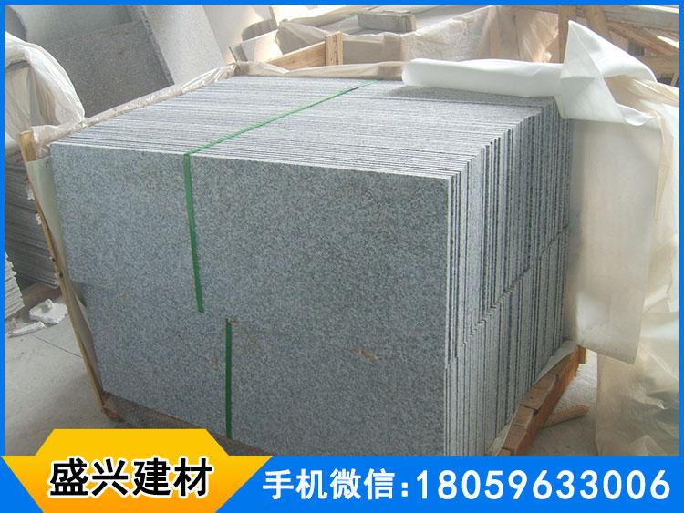 芝麻白石材价格适中的芝麻白花岗岩推荐 G623石材