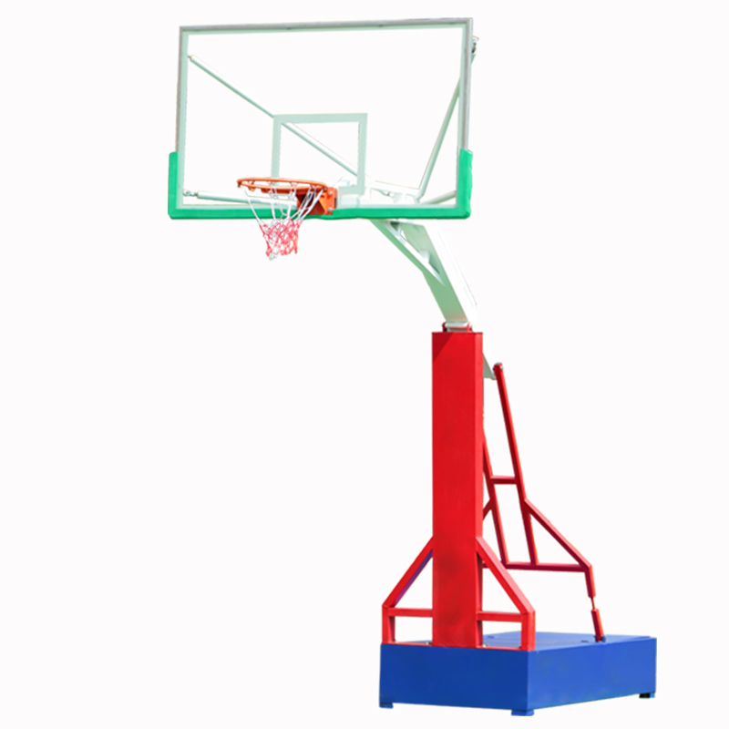 绥化仿液压篮球架_卓越的沧州篮球架厂家就是奥健体育器材厂