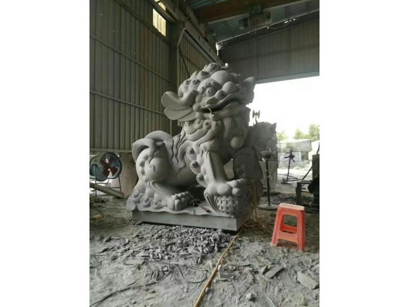 购买动物雕刻当选华伟石业-福建动物石雕定制