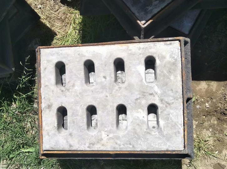 混凝土預制水溝蓋板圖片-混凝土預制水溝蓋板供應商哪家比較好