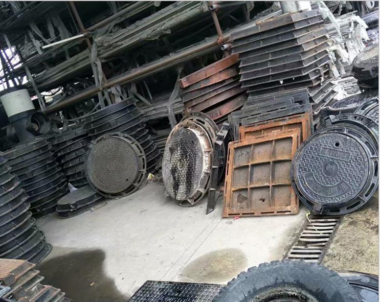 优质的窨井厂家-上海市新品钢纤维窨井批销