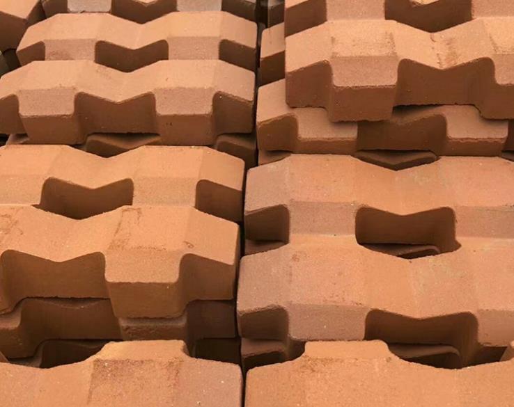 植草砖西班牙透水砖盲道砖