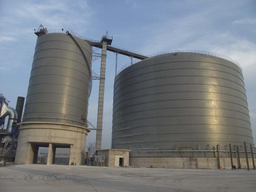 聊城市鑫泓钢板仓有限公司大型储存罐生产厂家