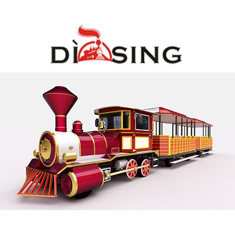 无轨观光小火车报价-选满意的观光小火车就到武汉蒂森科技