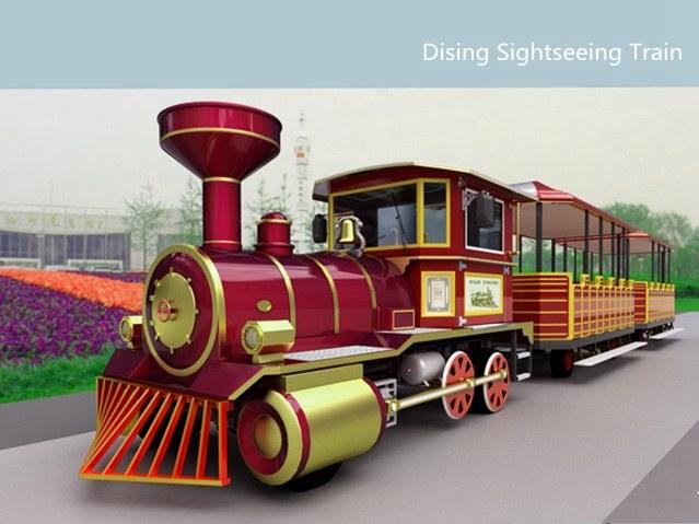 购买口碑好的观光小火车当选武汉蒂森科技|贺州观光小火车
