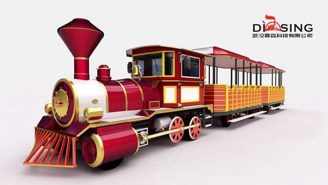 安徽观光小火车转弯半径 武汉蒂森科技提供质量硬的观光小火车