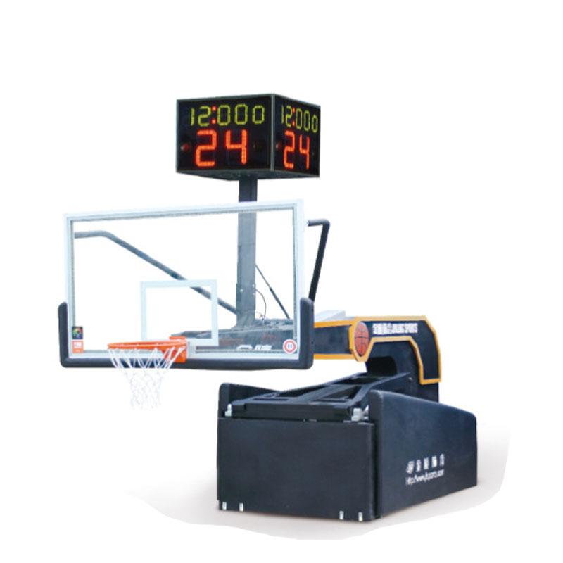 金陵篮球架手动液压电动液压海燕式