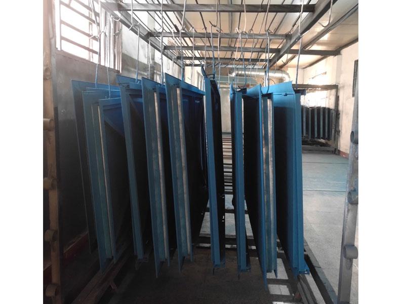 优良的储藏室门亿源门业供应|小区储藏室门