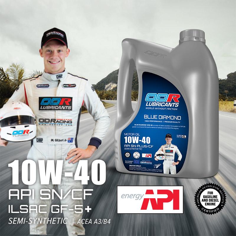 10w-4汽车润滑油