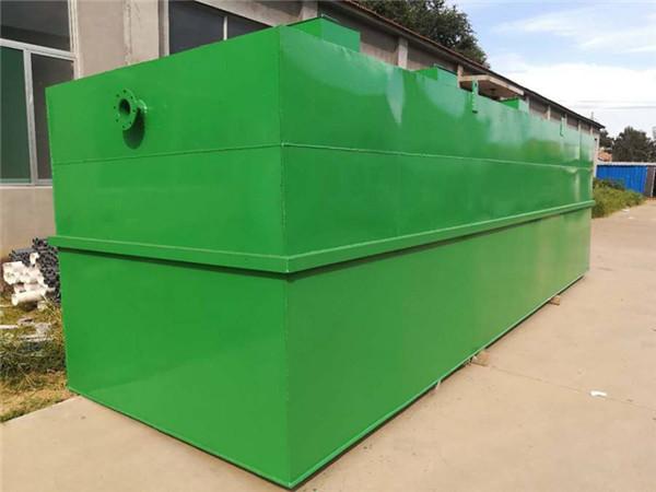 陕西餐具清洗消毒污水处理设备制造商-大量供应质量好的餐饮污水处理设备
