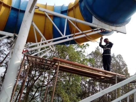 专业的水上乐园设备安装当选旺美机构-澳门水上乐园设备维护